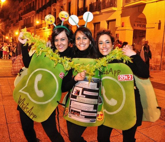 Ideas De Disfraces Para Carnaval Keykumo - Idea-disfraz
