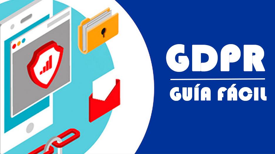 Guía fácil GDPR