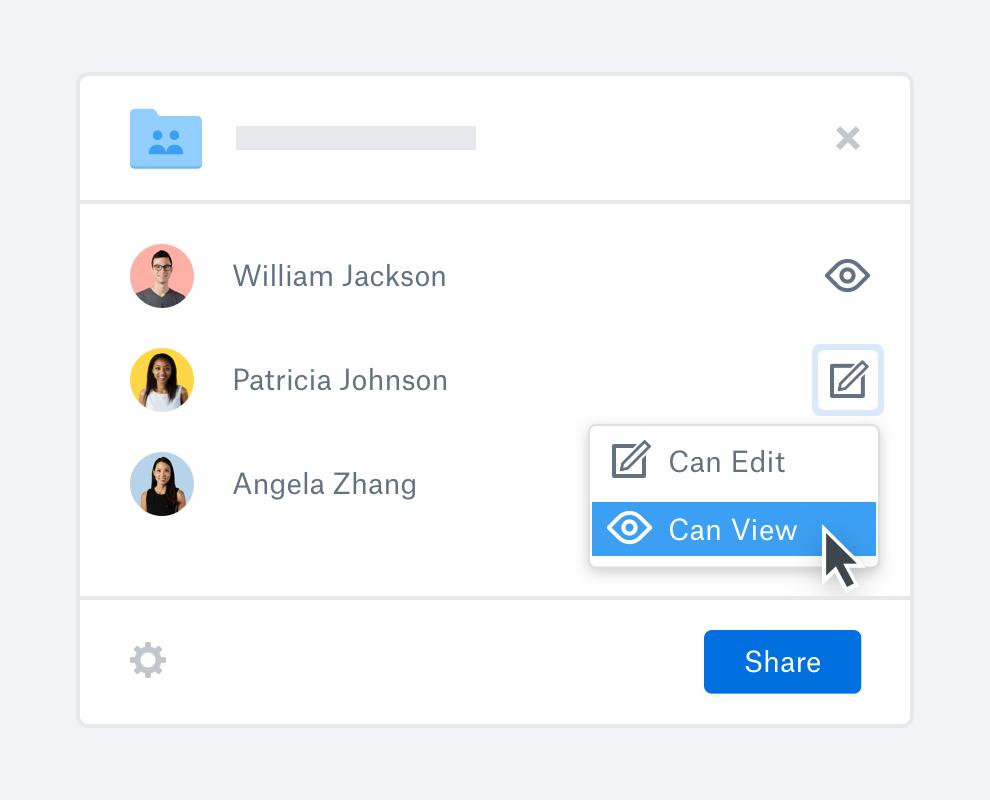 Como funciona Dropbox Business: compartir archivos