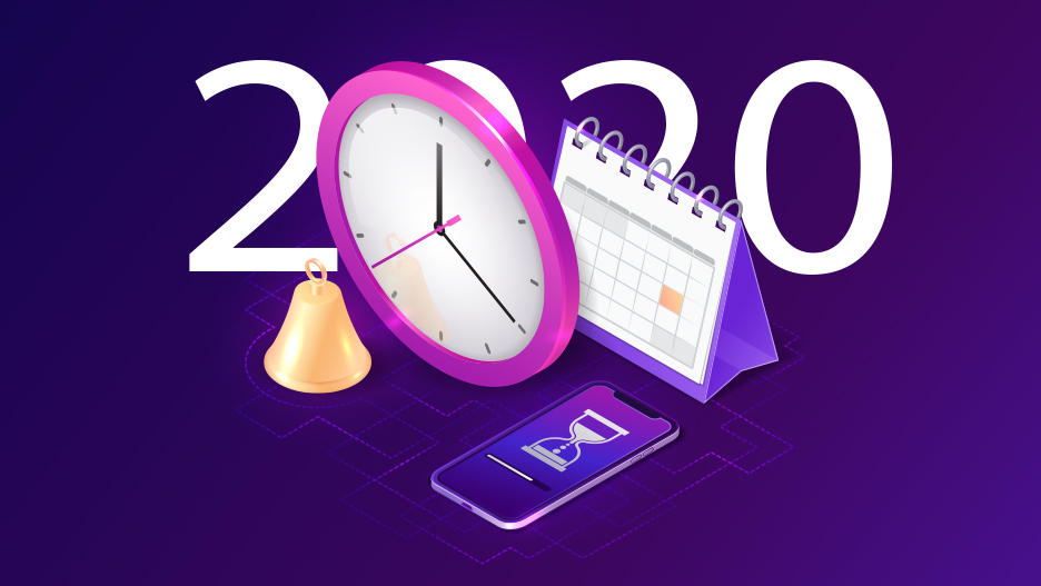 Calendario Marketing 2020