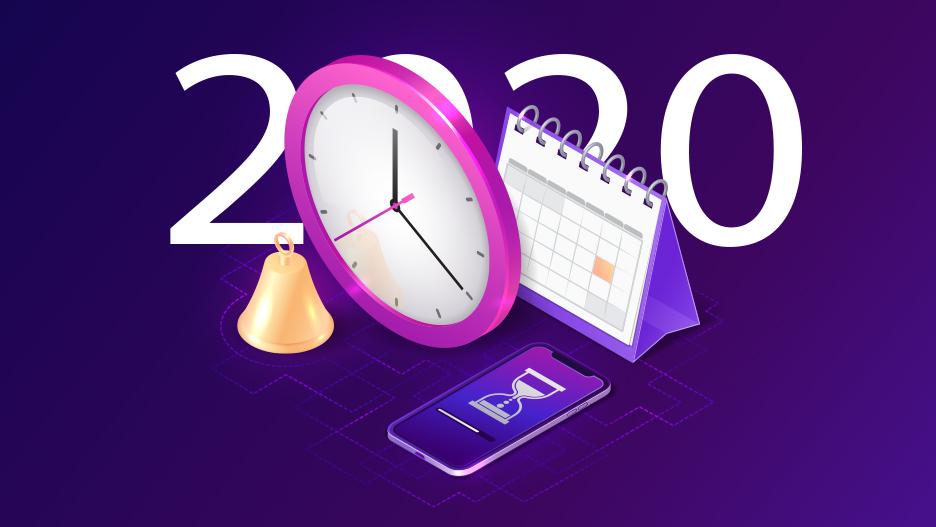 Calendario Marketing 2020
