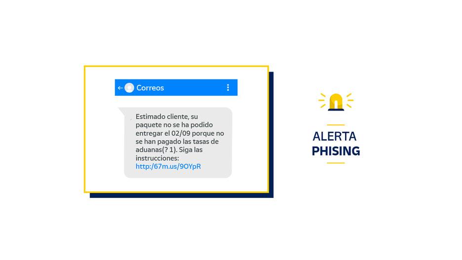 phising correos