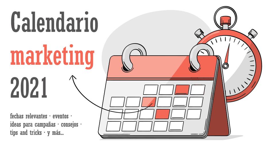 Calendario de Marketing 2021 – Keykumo
